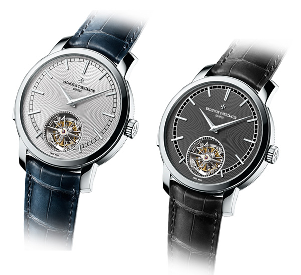 Vacheron Constantin Traditionnelle Minute Repeater Tourbillon Mens Replica