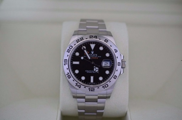 A Charming Watch On Your Wrist:Rolex Explorer With Black Dial Replica