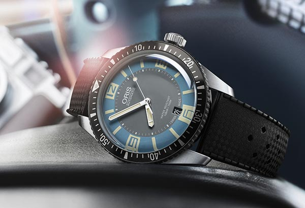 Show You The Oris Divers Sixty-Five Blue With 42mm Case Replica Watch
