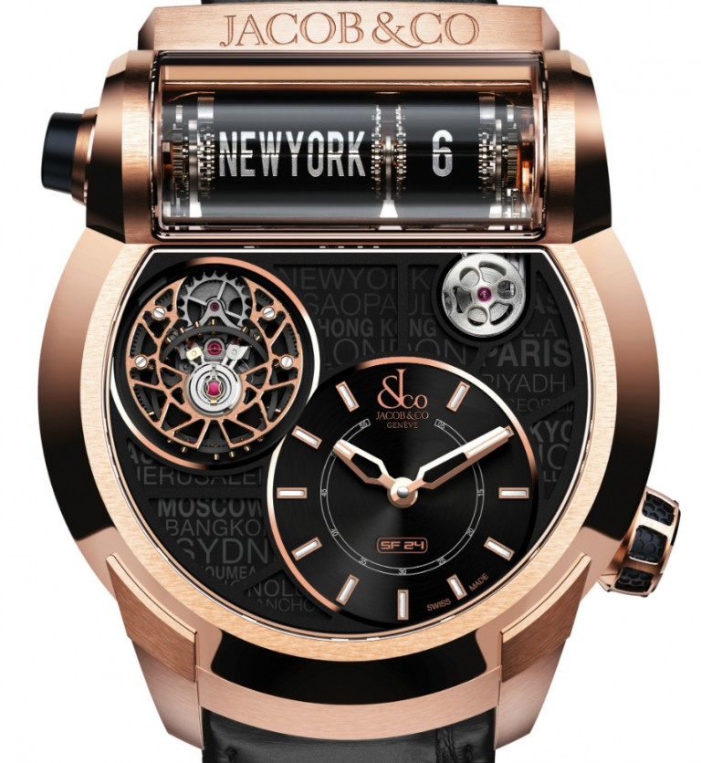 Jacob & Co. Epic Sf24 Flying Tourbillon Replica Watches For Sale