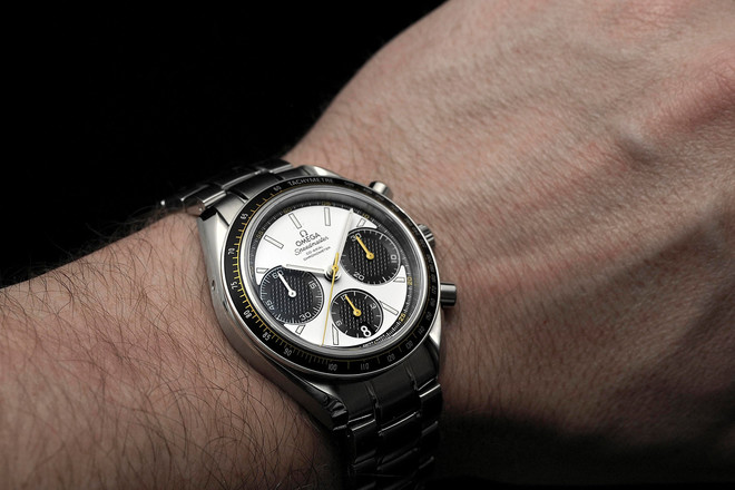 Omega Speedmaster With Co-Axial Caliber 3300 Movement Racing Replica Watch