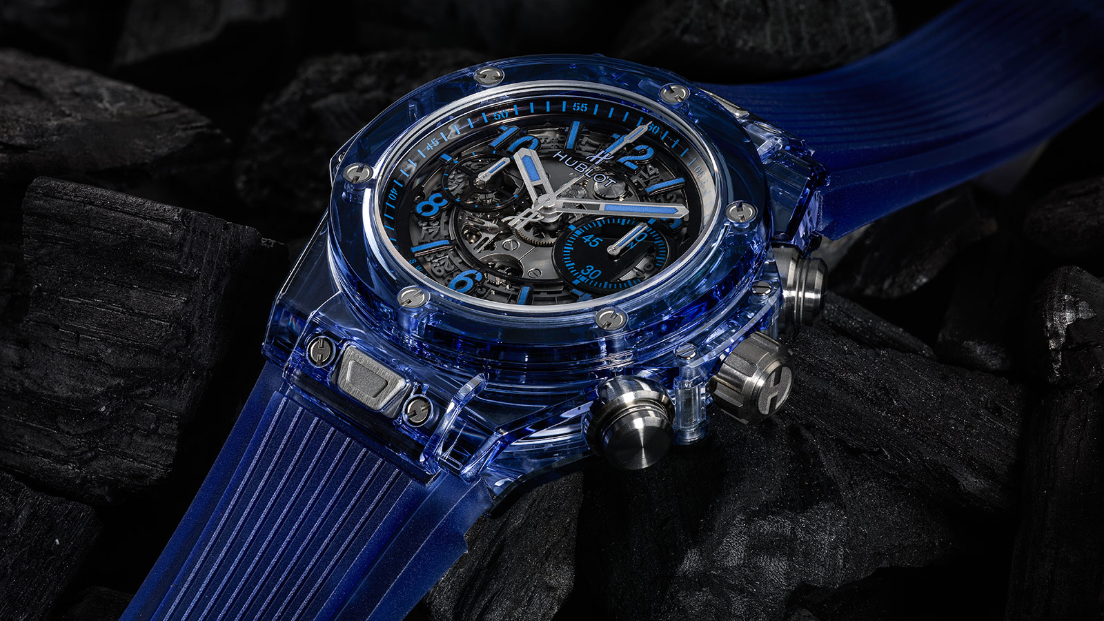 Take A Look At The Replica Hublot Celebrates A New World's First