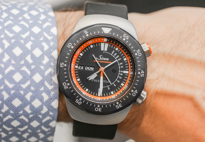 Detailed Review With The Sinn EZM 12 Air Rescue Replica Watch