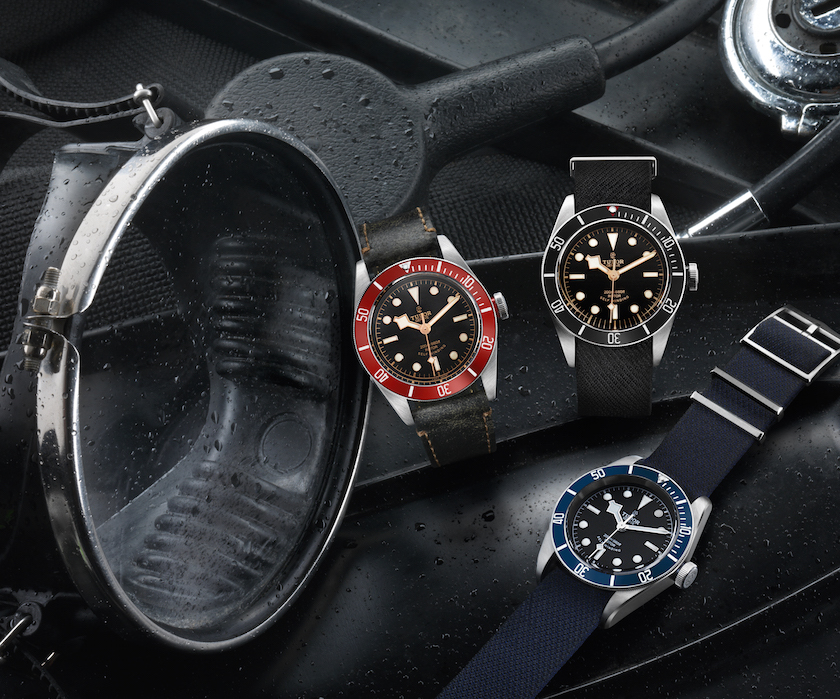 "Who Makes The Best One Watch Collector's View of the New Tudor Heritage Black Bay Watch — With a Hint of the ""Only Watch"" Version Replica Watches Online Safe"
