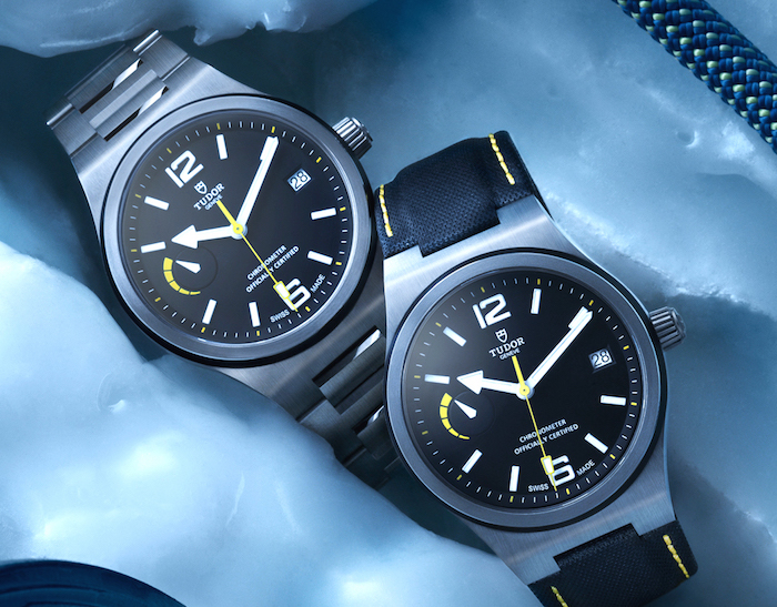 Who Sells The Best Can Your Watch Withstand Arctic Conditions?  The New   Tudor North Flag Can (BaselWorld 2015) Japanese Movement Replica