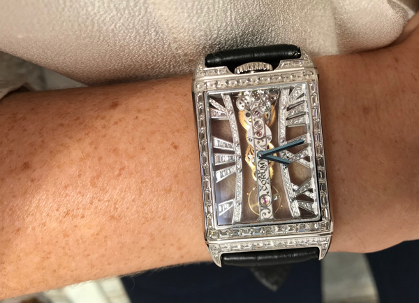 Corum – Golden Bridge Rectangle Diamonds Replica Wholesale Suppliers