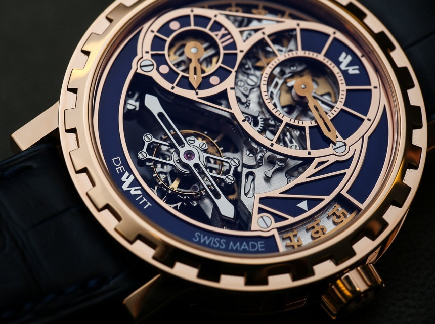 DeWitt Academia Grand Tourbillon Watch Hands-On Replica Wholesale Suppliers