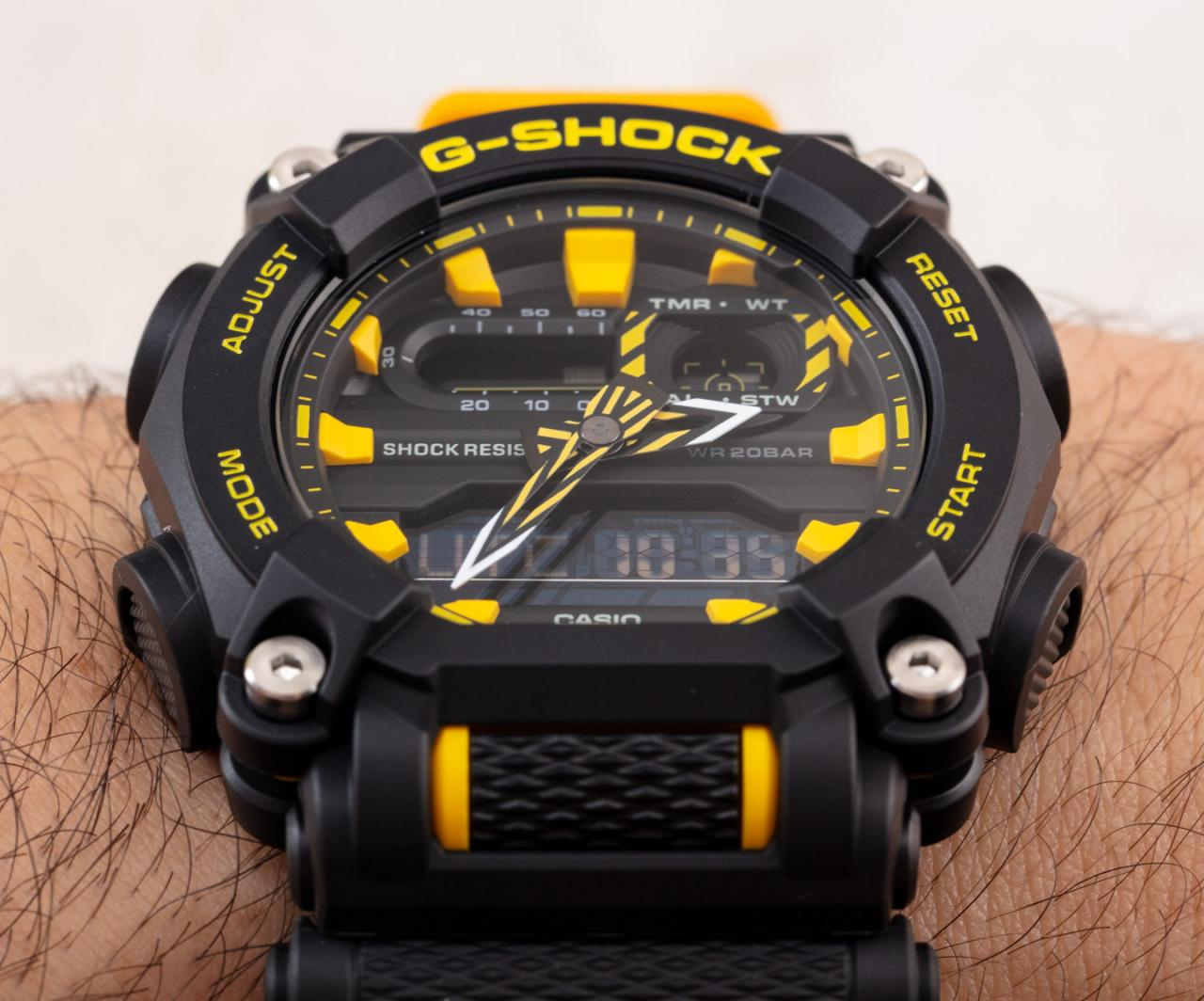 replica Casio G-Shock GA900A Watch