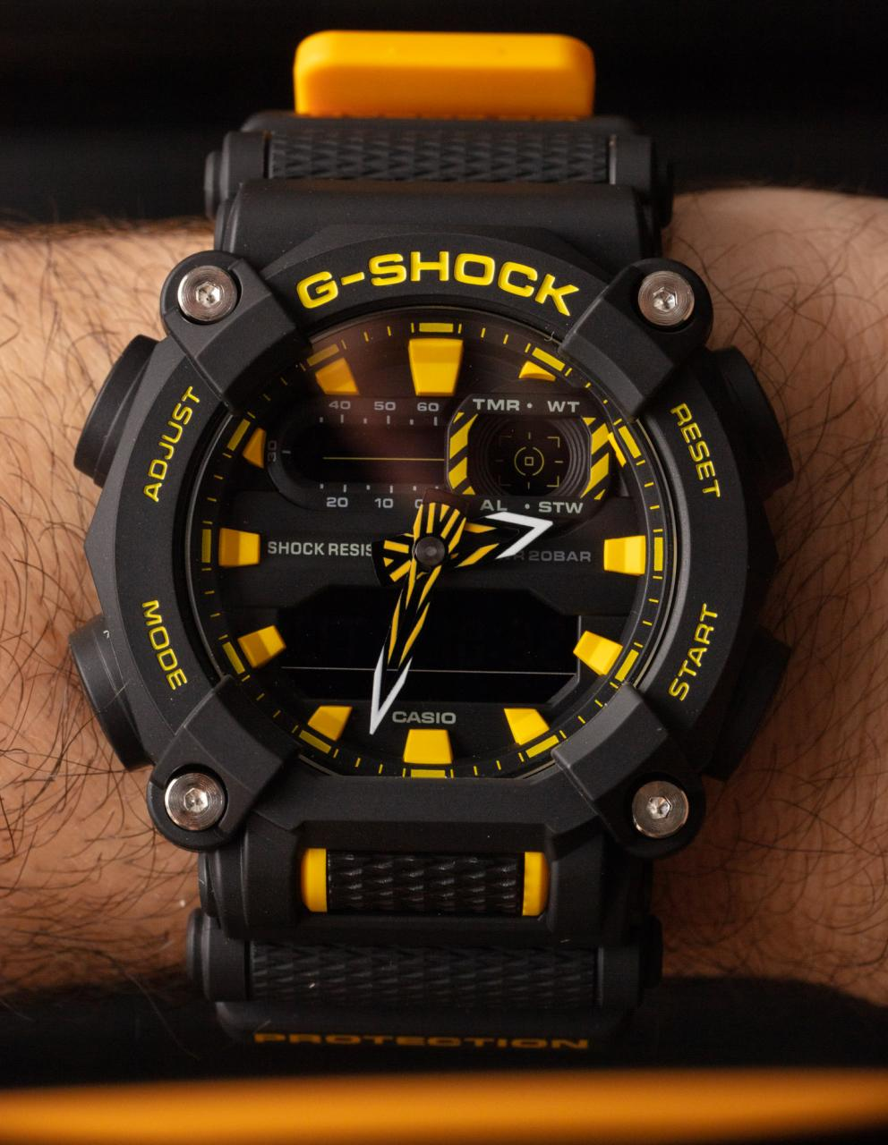 fake Casio G-Shock GA900A Watch